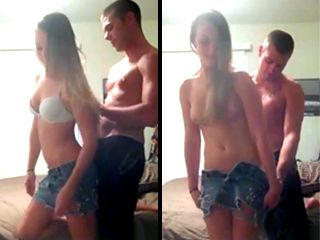 Hidden camera in college sex